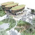 Proyecto Centro Cultural Alcalde Juan Estay. Fuente imagen: Gobierno Regional Metropolitano de Santiago.
