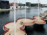 Olafur Eliasson, Cirkelbroen (The circle bridge), 2015. Christianshavns Kanal, Copenhagen. Foto: Anders Sune Berg.