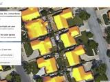 Project Sunroof de Google. Image © Google