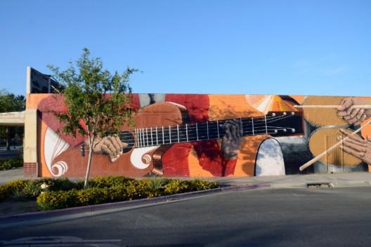 """""""La Banda"""" por Nunca. California, EE.UU."""