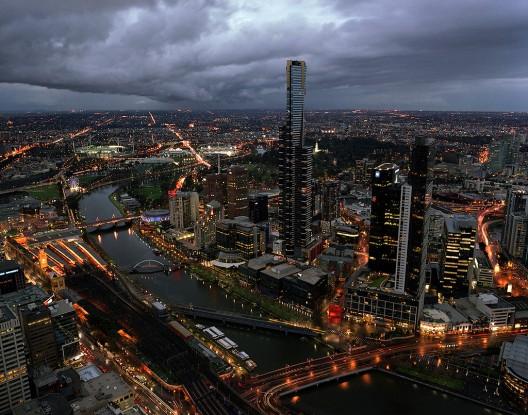 Melbourne, Australia. ©ccdoh1, vía Flickr.