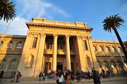 Museo Nacional de Historia Natural. © Teresita Pérez para Plataforma Urbana