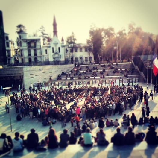 Museo de la Memoria y los Derechos Humanos. Cortesía Amo Santiago.