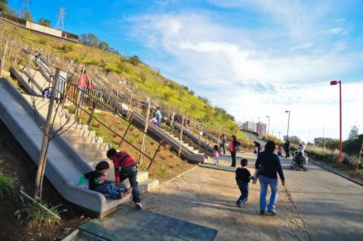 Parque Bicentenario de la Infancia. ©Teresita Perez para Plataforma Urbana