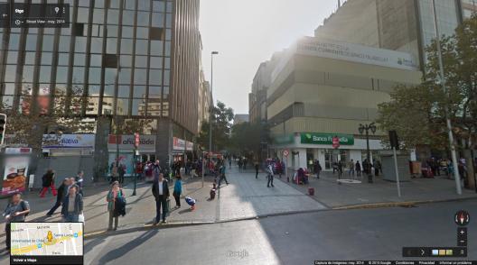 Paseo Estado. Fuente: Google Street View.