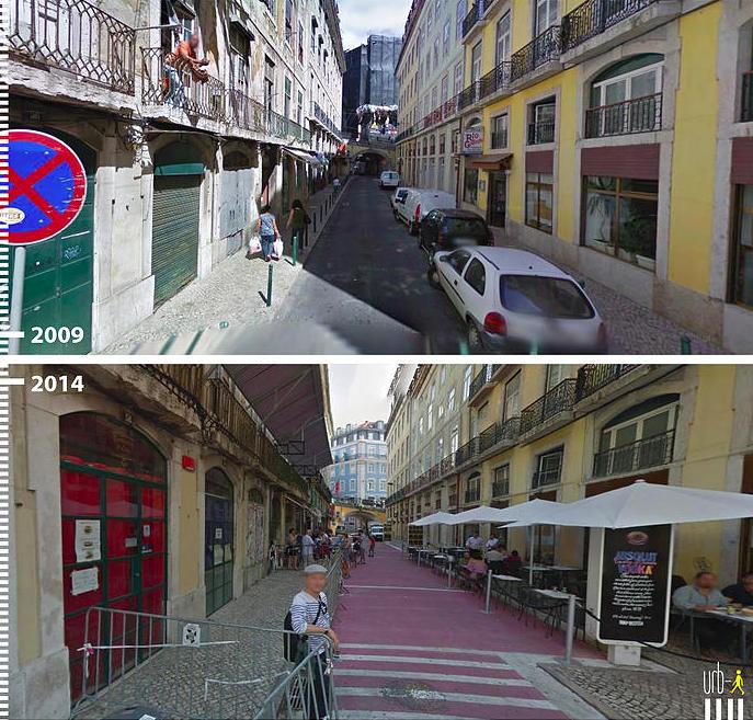 R Nova do Carvalho Lisboa Portugal