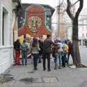 Recorrido Urban Art Scl 1 de agosto Barrio Bellavista 1 Mural de Piguan Estr HM2D Cortesia Urban Art Scl