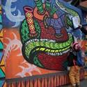 Recorrido Urban Art Scl 1 de agosto Barrio Bellavista 6 Cortesia Urban Art Scl