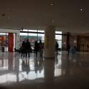 Centro Cultural Gabriela Mistral (GAM). Cortesía Urban Art Scl.