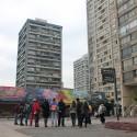 Remodelación San Borja, Santiago de Chile. © Cortesía Urban Art Scl