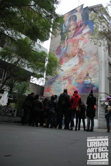 © Urban Art Scl Tour