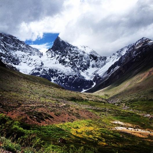 Reserva Nacional El Morado. Cortesía Amo Santiago.