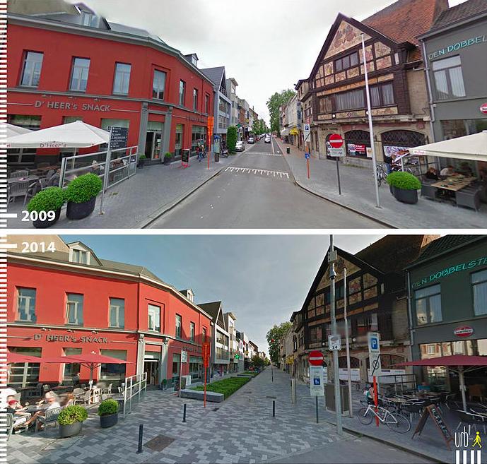 Stationsstraat San Nicolas de Flandes Belgica