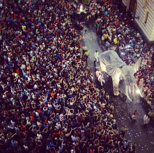 Festival Santiago a Mil. Cortesía Amo Santiago.