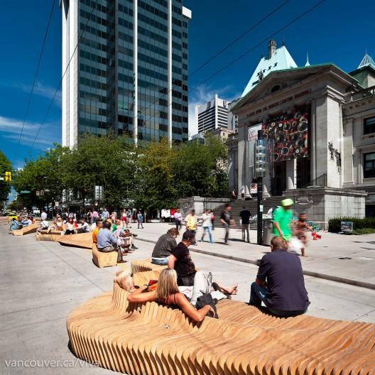 """""""Urban Reef"""". © Ayuntamiento de Vancouver"""