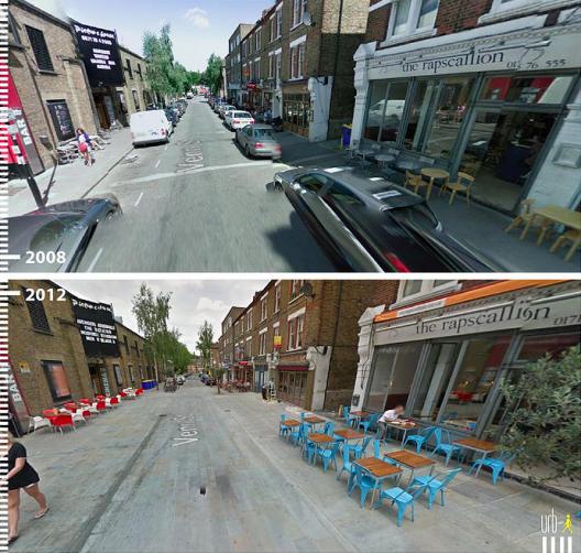 Venn St Londres Reino Unido