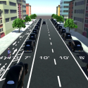 "Imagen del video ""Jeff Speck Design #1: The 3-to-2 Road Diet""."