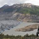 glaciar chico en aysen