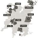 hitos urbanos periferia santiago