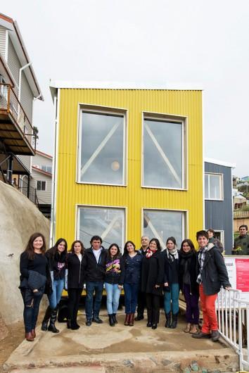 Casa FENIX Huerta Carvajal. Image © Casafenix.cl