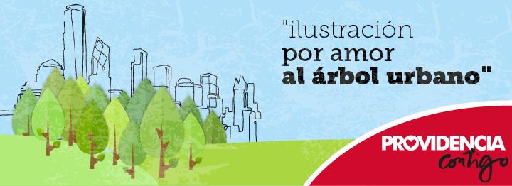 convocatoria ilustraciones por amor al arbol urbano