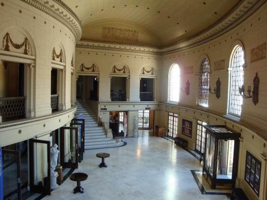 Interior del Teatro Municipal de Viña del Mar. Foto tomada en 2009. © Luco Hurtado, vía Flickr .