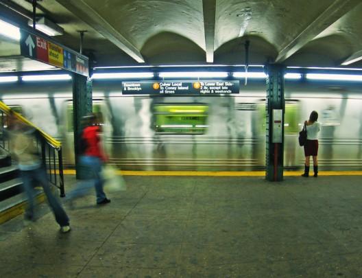 Metro de Nueva York. © moriza, vía Flickr.