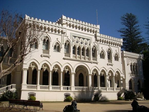 Palacio Vergara Foto por Valeria 04 via Wikimedia Commons