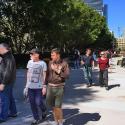 """""""The Goods Line"""" en Sidney, Australia. Fuente imagen: Autoridad del Puerto de Sidney."""