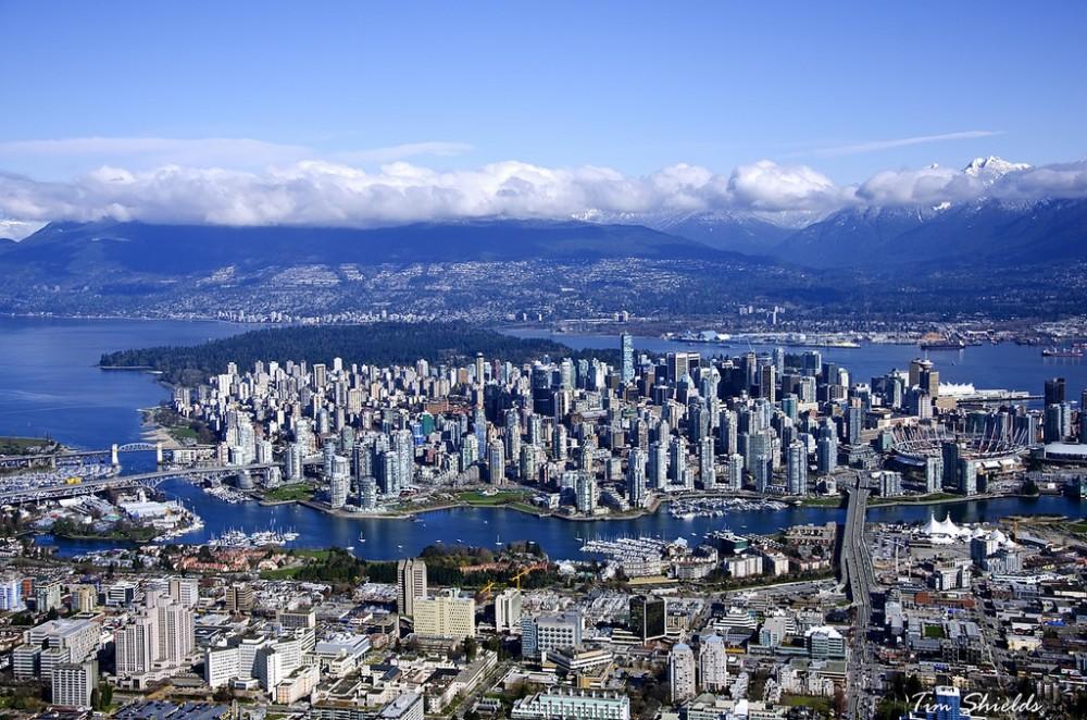 Vancouver, Canadá. © Tim Shields BC, vía Flickr.