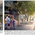 lyon bosch arquitectos propuesta ganadora nueva alameda providencia