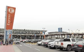estacionamientos aeropuerto de santiago