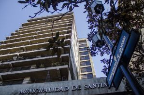 torre municipalidad de santiago