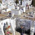 Monumento al Indio Desconocido Cementerio Municipal Punta Arenas