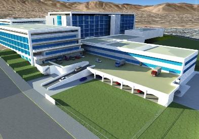 hospital antofagasta proyecto