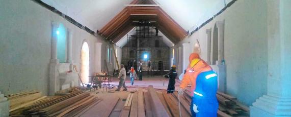 restauracion iglesia sipiza