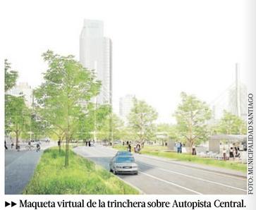 proyecto autopista central