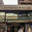 torre edificio municipalidad de santiago