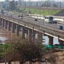 puente rio maipo ruta 5 sur
