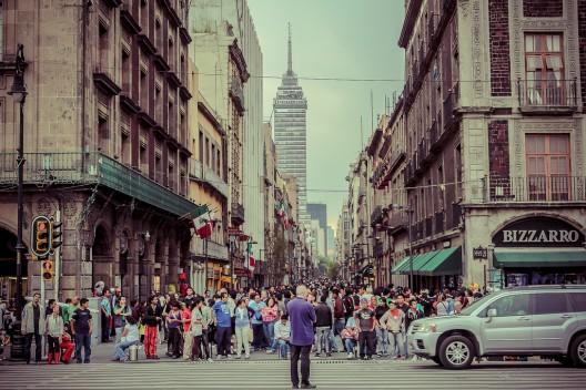 Ciudad de México. © iivangm, vía Flickr.