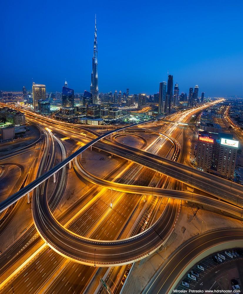 Dubai, EAU. ©Miroslav Petrasko, vía Flickr.