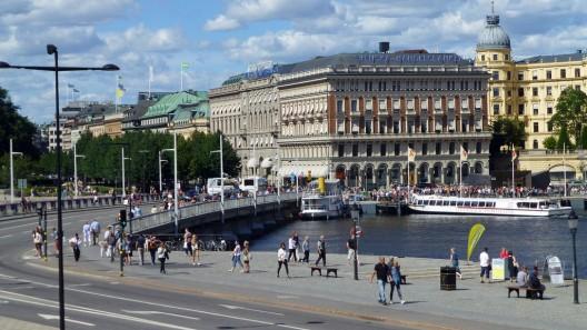 Estocolmo, Suecia. © bamml82, vía Flickr.