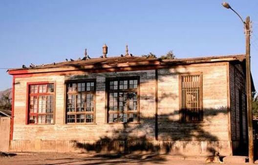 Ex Escuela de Punta Negra, Copiapó. Fuente imagen: Atacama en línea.