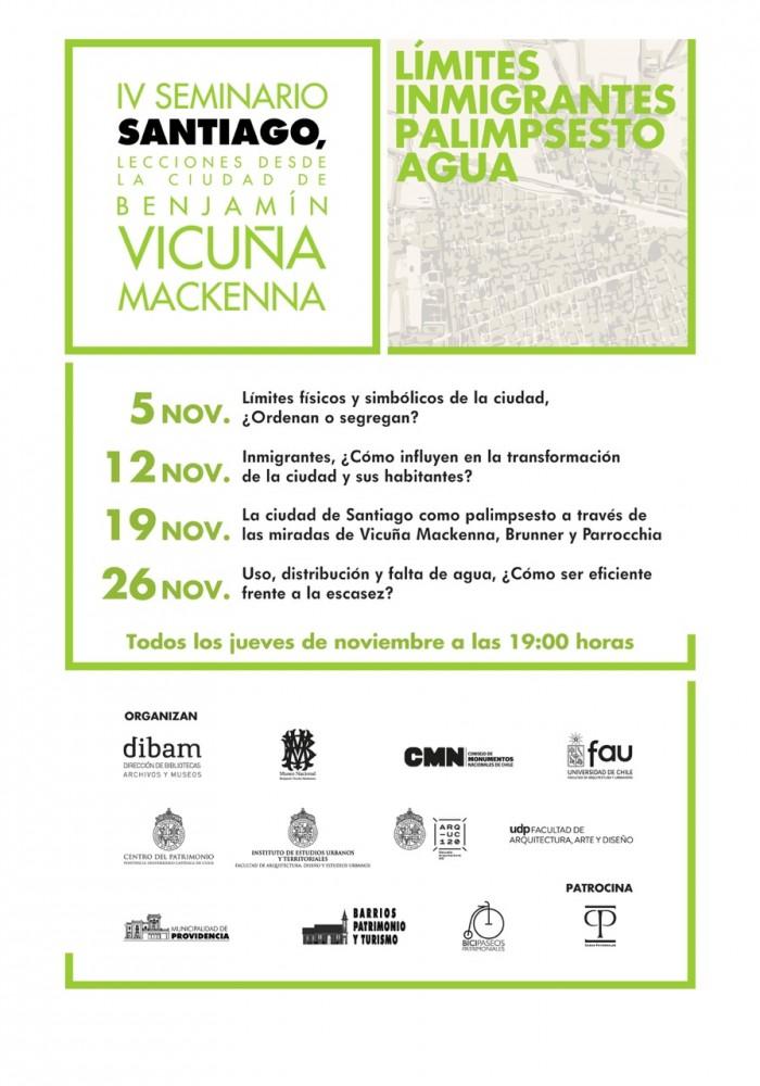 IV Seminario Santiago MBVM