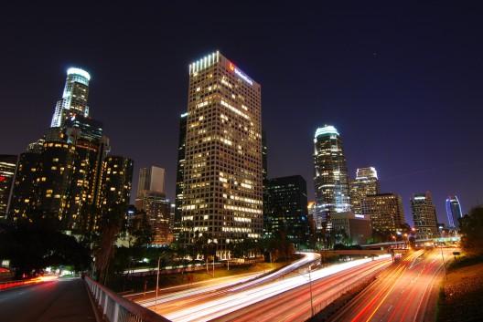 Los Ángeles, Estados Unidos. © Pirtz, vía Flickr.