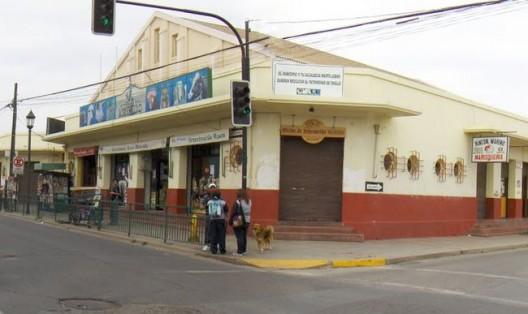 Mercado Municipal de Ovalle