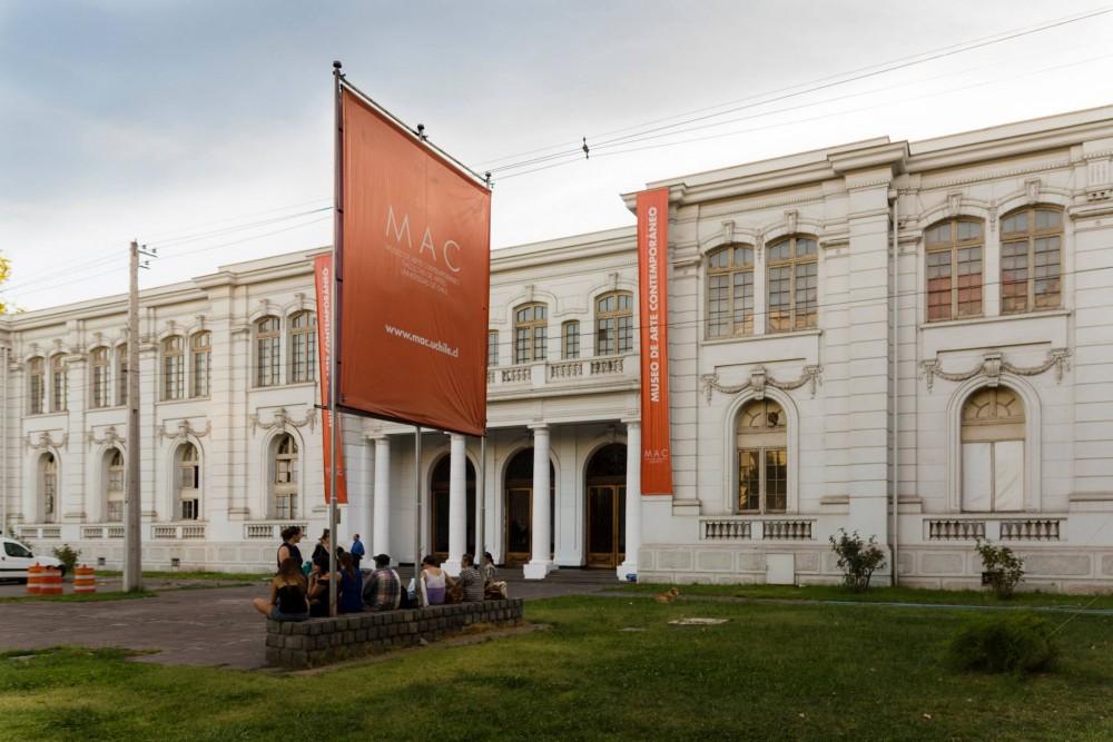 Museo de Arte Contemporaneo Quinta Normal via Facebook MAC Museo de Arte Contemporaneo