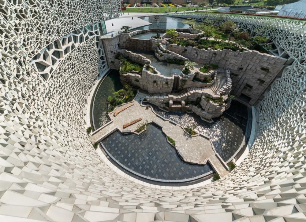 Museo de Historia Natural de Shanghai, China. © © James and Connor Steinkamp, vía Plataforma Arquitectura