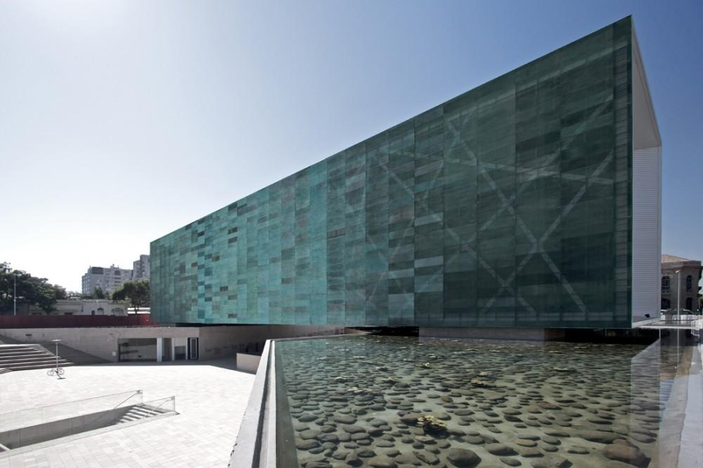 Museo de la Memoria y los Derechos Humanos © Nico Saieh