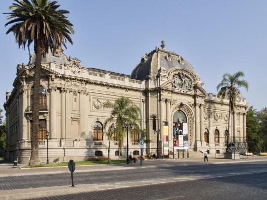 Museo Nacional de Bellas Artes. © Dan Lundberg, vía Flickr.